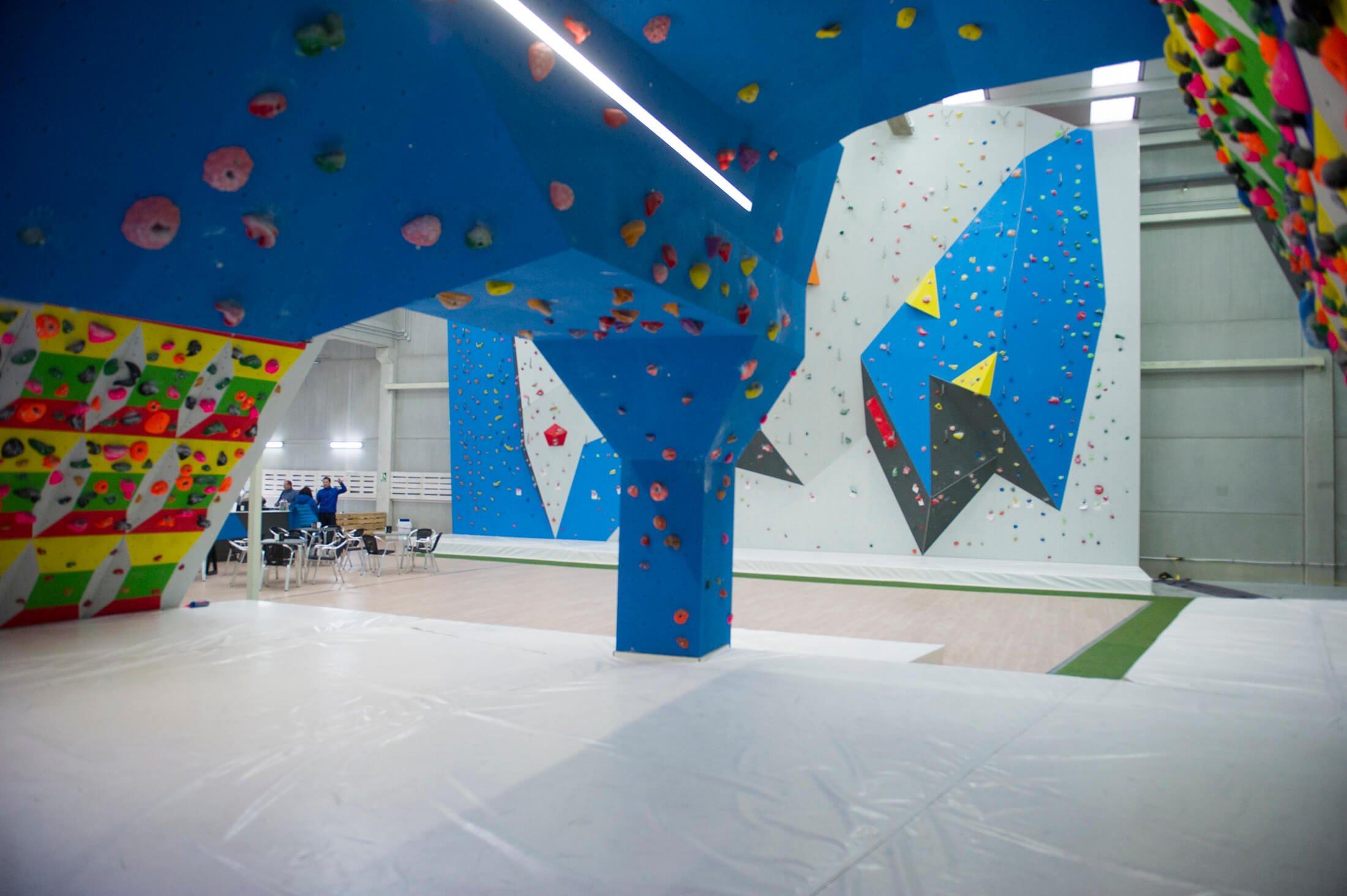 Indoorwall Gran Canaria