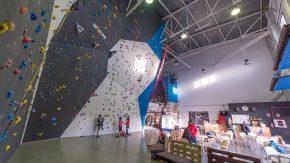 Tsunami Climbing Gym